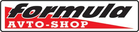 Formula avto-shop Logo